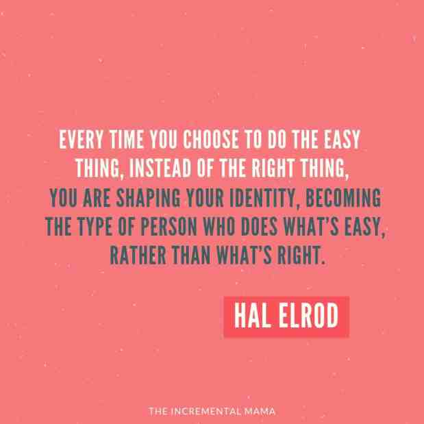 hal elrod morning quote