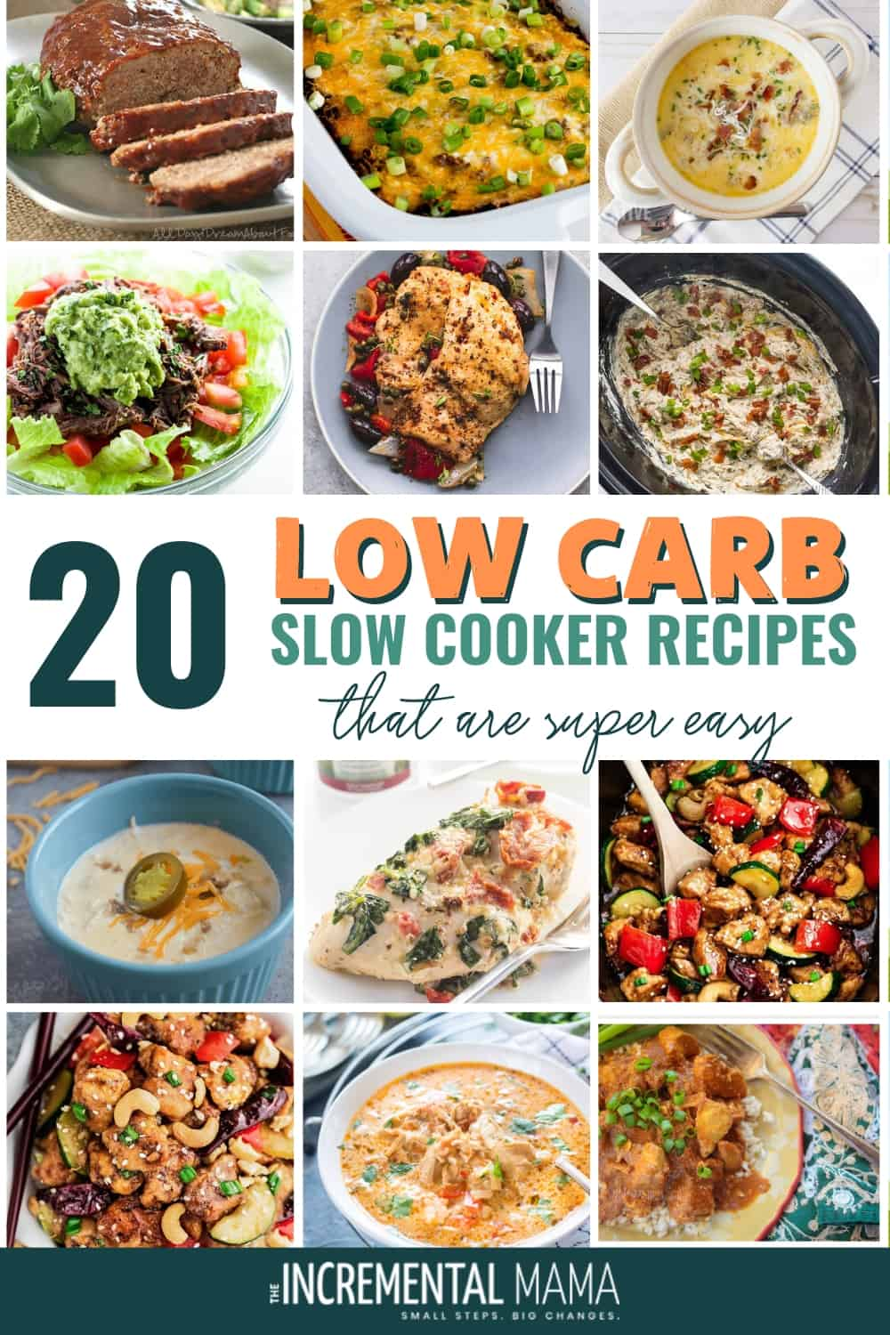 easy low carb slow cooker recipes