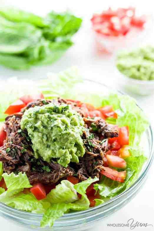 chipotle beef barbacoa slow cooker recipe low carb