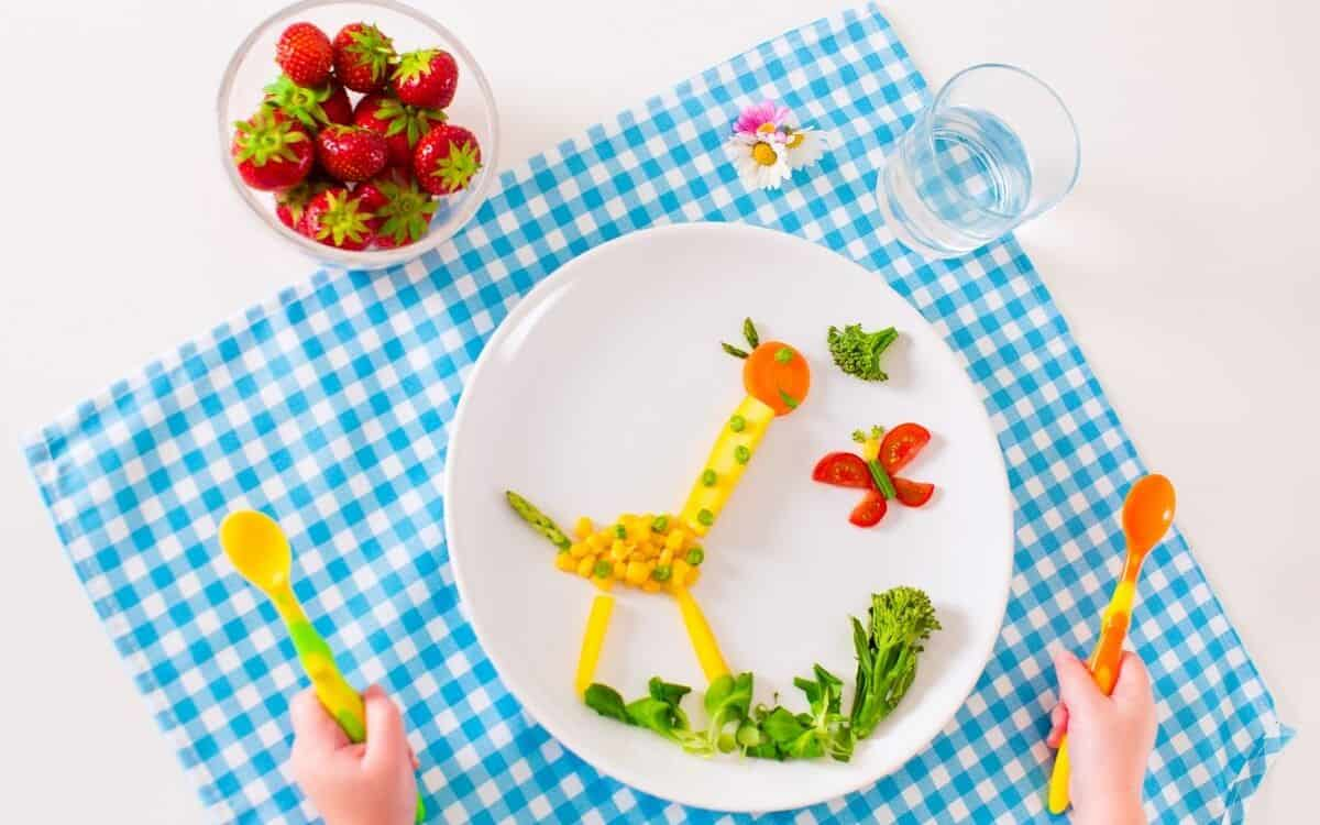 end picky eating - make meals fun