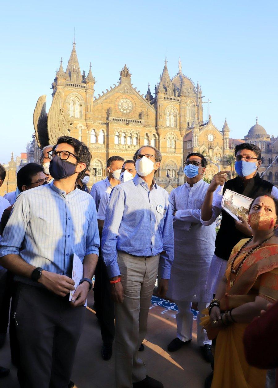 Aaditya Thackeray Mumbai