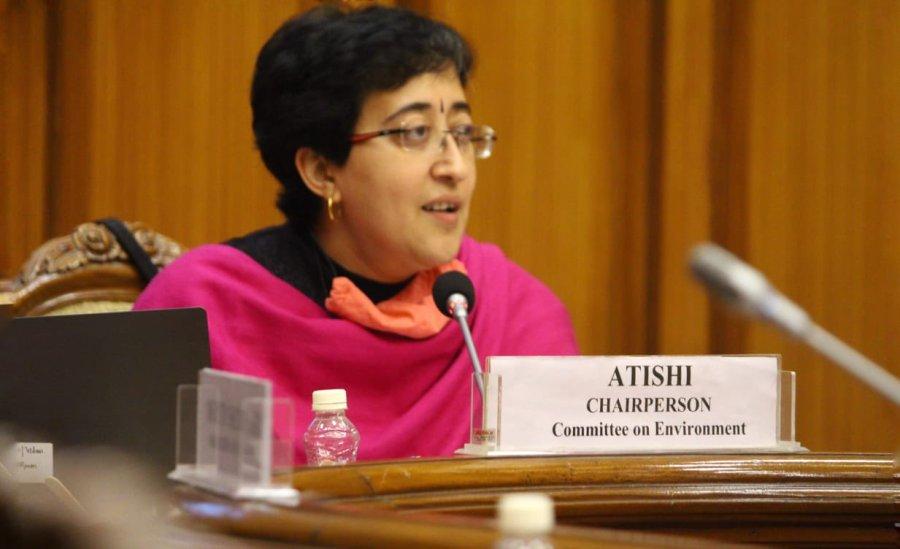 Atishi Delhi