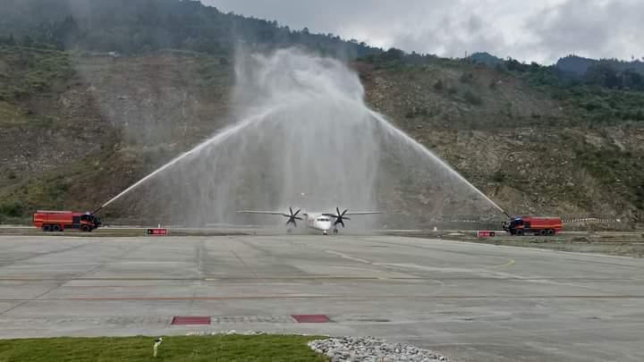 Pakyong airport, Sikkim