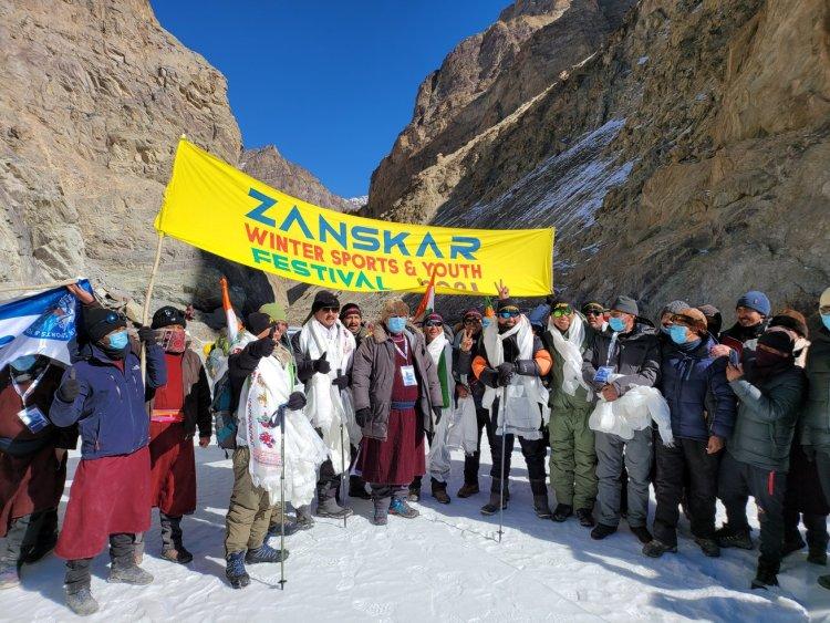 JT Namgyal Ladakh