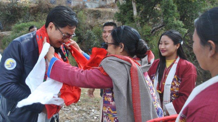 Kiren Rijiju Arunachal Pradesh