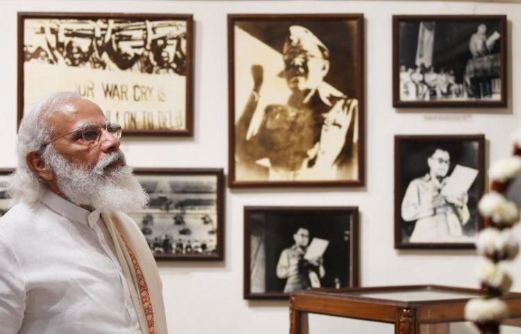 PM Modi Netaji