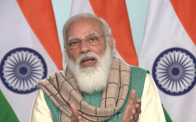 PM Modi on Vaccination