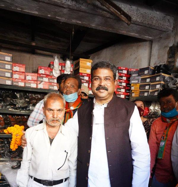 Dharmendra Pradhan India News