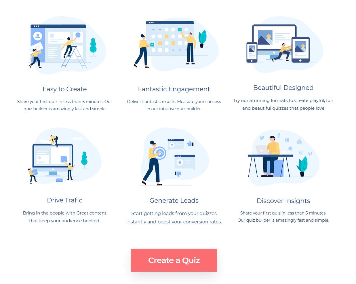 multiple choice quiz maker