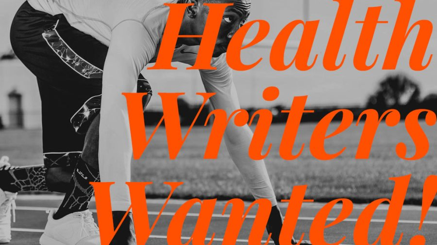 Health Writers Wanted