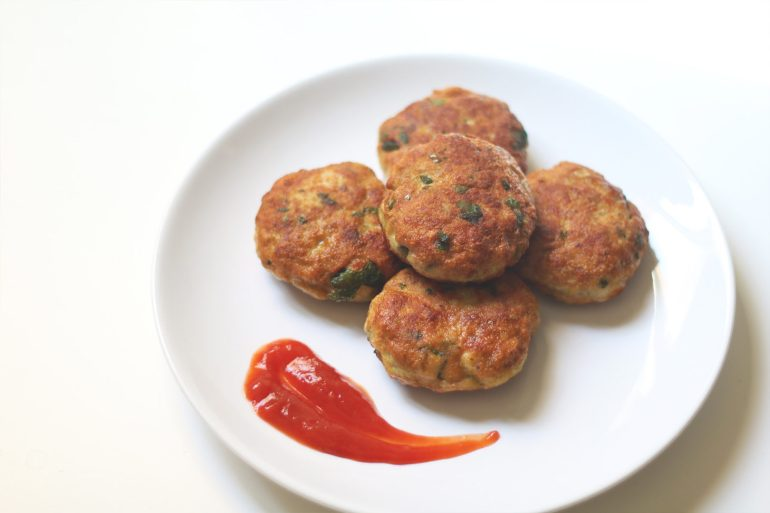 Chicken Cutlets Easy Snack Recipe The Indian Claypot