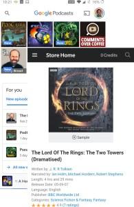 Podcasts & Audiobooks