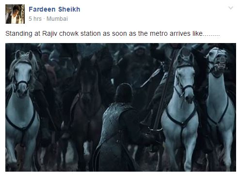 Game Of Thrones India