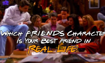 Which friends character is your best friend in real life