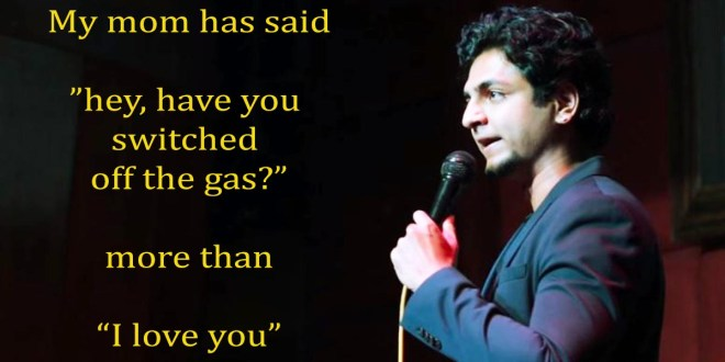 hilarious jokes by Indian stand up comedians Kenny Sebastian