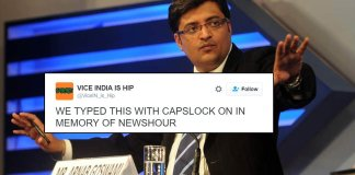 Arnab Goswami quits times now tweets