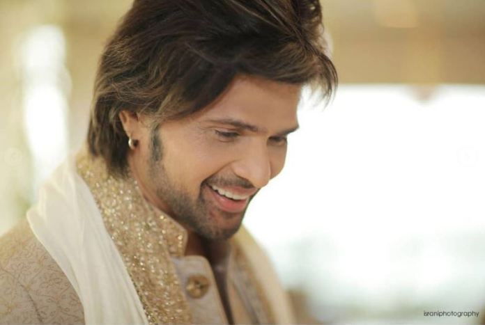 Himesh Reshammiya wedding