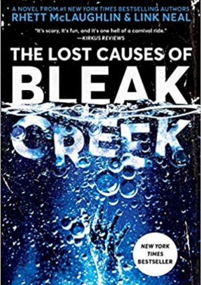 cover page of the book The Lost Causes Of Bleak Creek