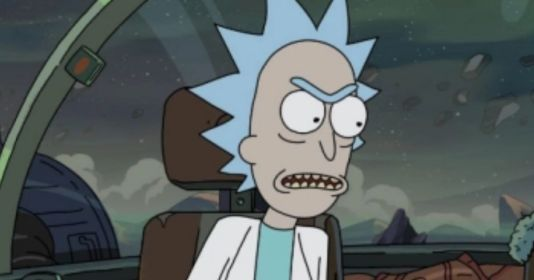 rickk from rick and morty
