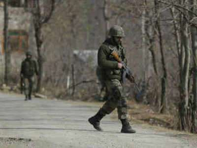 two militants killed