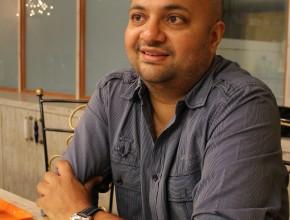 Harsh Shodhan, chef gourmet et entrepreneur