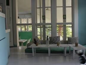 le resto health conscious de la Yoga House