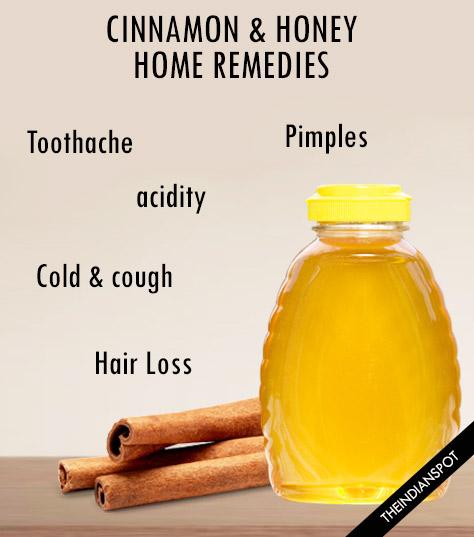 10 Best Healing Benefits of CINNAMON & HONEY