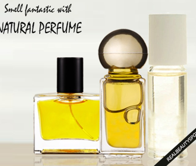 All About Using Essential Oils As Perfume