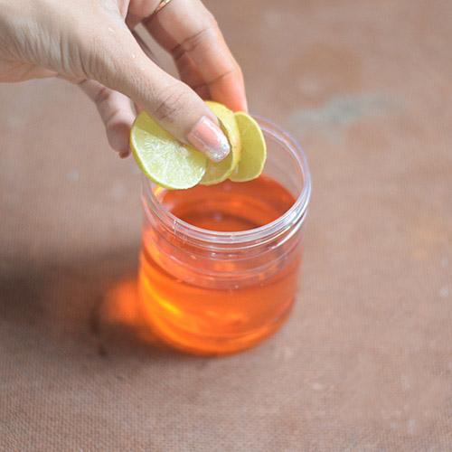 Lemon honey syrup Recipe