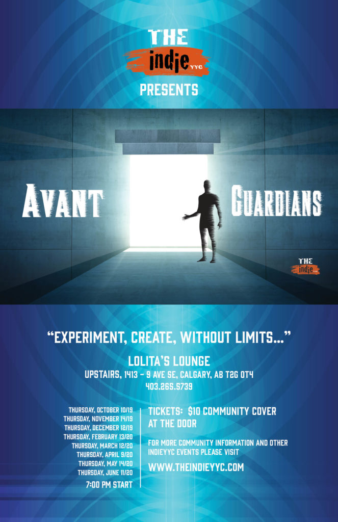 The Indie YYC Avant Guardians 2019 -2020 season