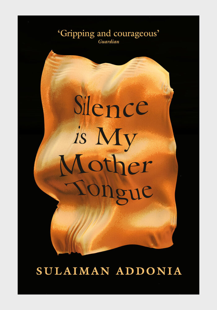 Silence-is-my-mother-tongue