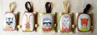 Animal Friend Sachet