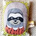 Sloth Boo-Boo Friend