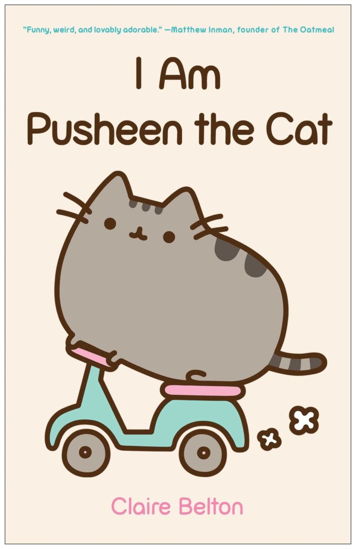 Punkee Says: I Am Pusheen the Cat