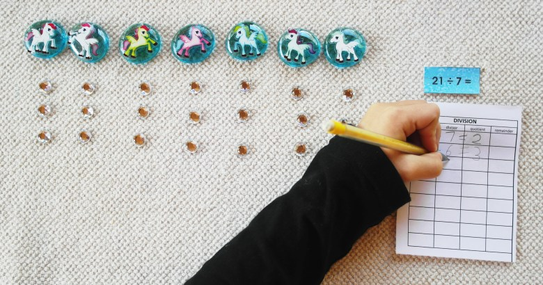 Unicorns and Gems – Basic Division