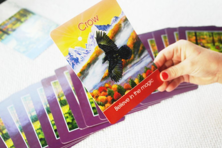 Children's Animal Spirit Cards