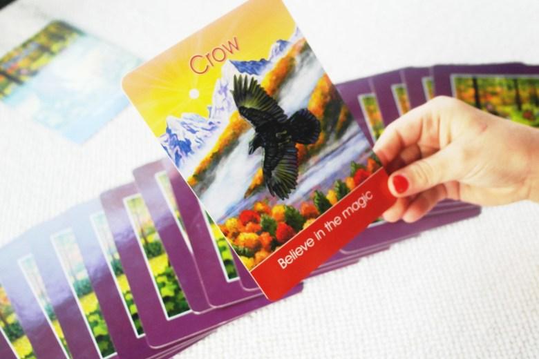 Children's Animal Spirit Cards