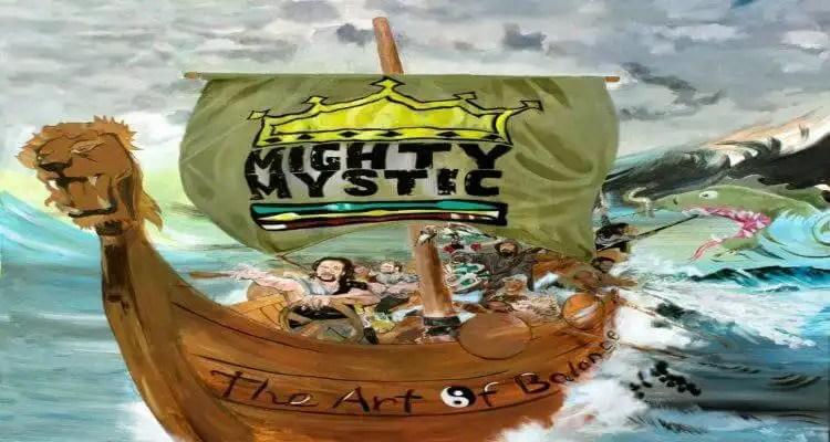 Mighty Mystic- How I Rock