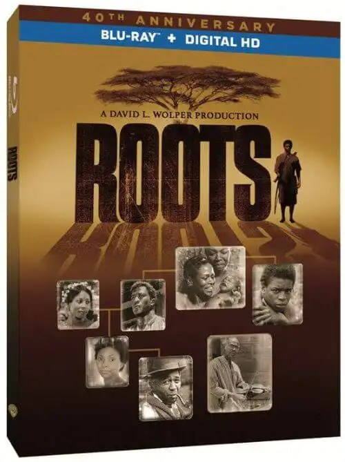 Roots: The Complete Original Series on Blu-ray June 7, 2016