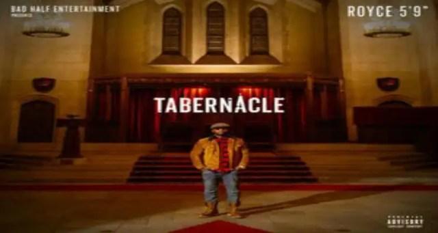 """Royce 5'9""""- Tabernacle"""