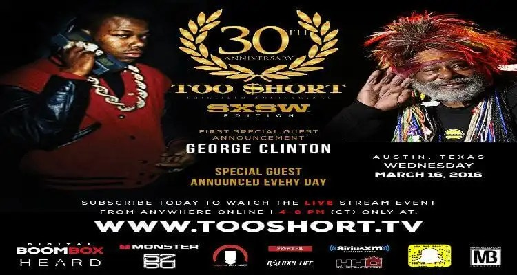 Too Short Launches TooShortTV