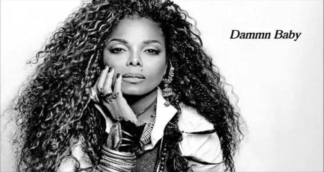 Janet Jackson - Dammn Baby