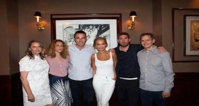 Rita Ora Signs with Atlantic Records