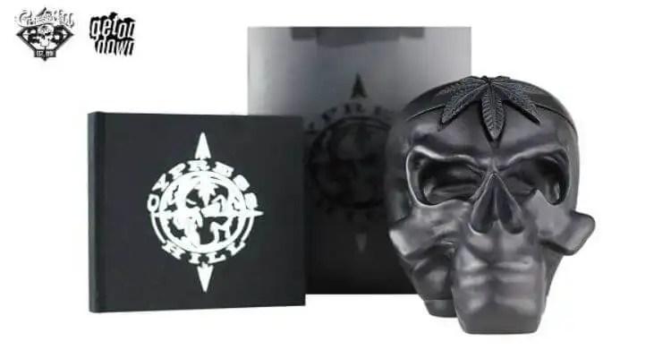 Cypress Hill Announces Pre-Sale of '25th Anniversary Skull' Reissue