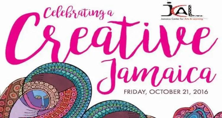 'Celebrating a Creative Jamaica' Fundraiser October 21st in Jamaica, Queens