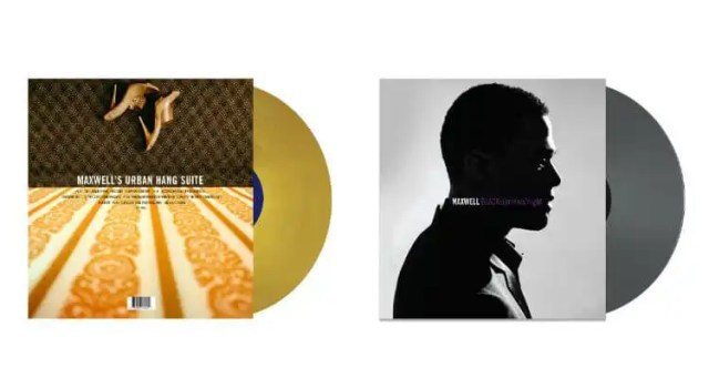 "Maxwell's Urban Hang Suite and BLACKsummers'night Arriving Friday, October 28 as Vinyl 12"" Reissues"