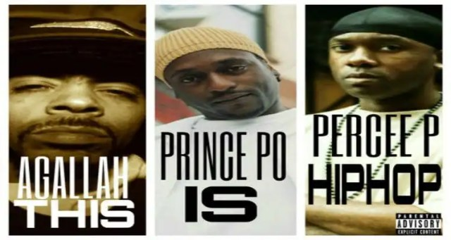 Agallah- This Is Hip Hop ft Prince Po & Percee P