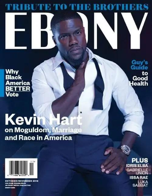 Ebony Kevin Hart