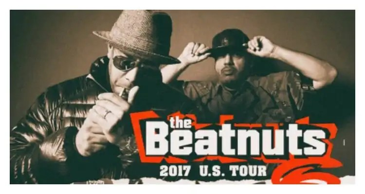 The Beatnuts Announce US Tour w/ Rapper Big Pooh & Termanology