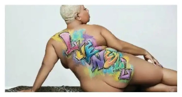 LUENELL Makes History with Penthouse Magazine